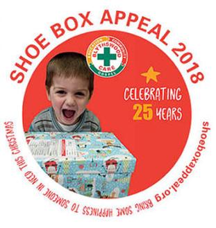 Blythswood Shoebox